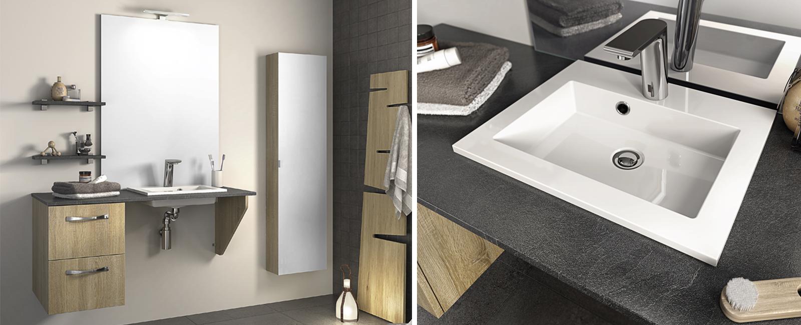 Meubles Salle De Bain Personnes Handicapées quelles solutions de mobilier pour une salle de bains pmr